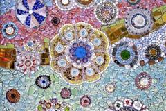 Ceramicznej płytki wzory Fotografia Royalty Free