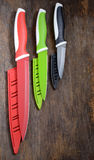 Ceramiczni knifes Obrazy Royalty Free