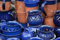 ceramiczni naczynia Obrazy Stock