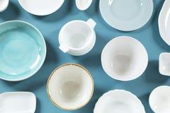 ceramiczni naczynia obraz royalty free
