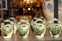 Ceramiczni produkty Zdjęcie Stock