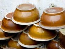 ceramiczni zbiorniki Zdjęcie Stock