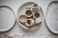 ceramiczny Obrazy Royalty Free