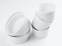 Ceramiczny bakeware obraz stock