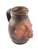 ceramiczny dzbanek Fotografia Royalty Free