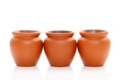 ceramiczny garnek Obraz Stock