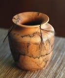Ceramiczny garnek Fotografia Stock