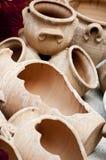 Ceramiczny garnek Zdjęcie Royalty Free