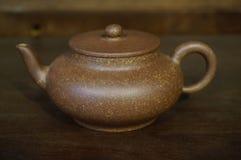 Ceramiczny herbata set zdjęcia royalty free