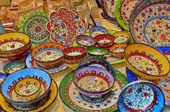 Ceramiczny Hiszpania zdjęcie stock