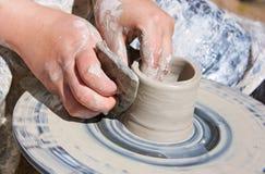 ceramiczny koło Zdjęcie Stock