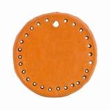 Ceramiczny medalion Obraz Stock