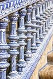 Ceramiczny ogrodzenie Zdjęcie Stock
