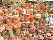 ceramiczny sklep zdjęcie stock