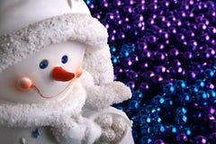 ceramiczny snowball Obraz Royalty Free