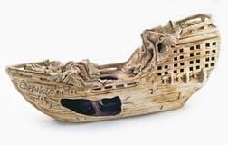 ceramiczny statek Zdjęcie Royalty Free