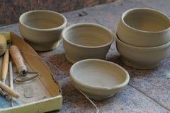 Ceramiczny studio Obraz Stock