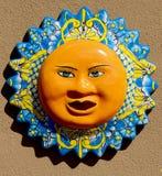 Ceramiczny Sunburst Zdjęcie Royalty Free