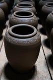 Ceramiczny tło Zdjęcia Stock