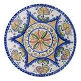 Ceramiczny Talerz zdjęcie stock