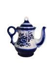 ceramiczny teapot Fotografia Stock