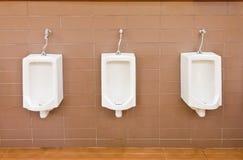 ceramiczny toaletowy biel Obraz Stock