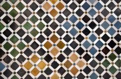 Ceramiczny wzór Fotografia Royalty Free