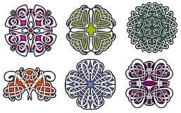 ceramiczny wzorzysty Obrazy Stock