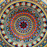 ceramiczny wzorzysty Zdjęcia Royalty Free