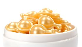 Ceramide anti aging Royalty Free Stock Image