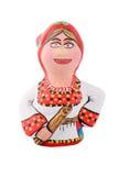 ceramika ceramicznego teksta tradycyjny ukrainian zdjęcia royalty free