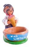 ceramika ceramicznego teksta tradycyjny ukrainian zdjęcie stock