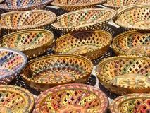 ceramika Tunisia obraz royalty free