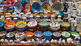 ceramika tureckie Zdjęcia Stock