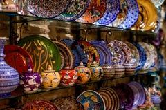ceramika tureckie obrazy royalty free