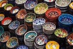 ceramika tureckie obraz stock