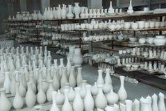 ceramiki storehouse Obraz Royalty Free