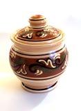 Ceramisch aardewerk Royalty-vrije Stock Fotografie