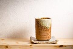 Ceramisch glas stock fotografie