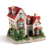 Ceramisch Huis Stock Afbeelding