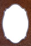 Ceramisch kader Royalty-vrije Stock Afbeeldingen