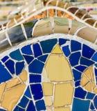 Ceramisch mozaïek Stock Afbeelding