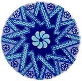 Ceramisch Ornament Royalty-vrije Stock Afbeelding