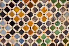Ceramisch patroon Royalty-vrije Stock Foto's