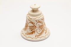 Ceramische klok Royalty-vrije Stock Foto's