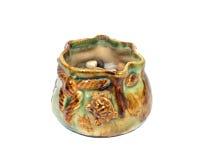 Ceramische kop Stock Afbeelding