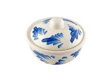 Ceramische koppen Royalty-vrije Stock Fotografie