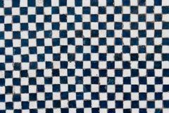 Ceramische muur Royalty-vrije Stock Foto's