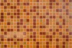 Ceramische muur Royalty-vrije Stock Foto