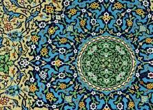Ceramische muur Royalty-vrije Stock Afbeeldingen
